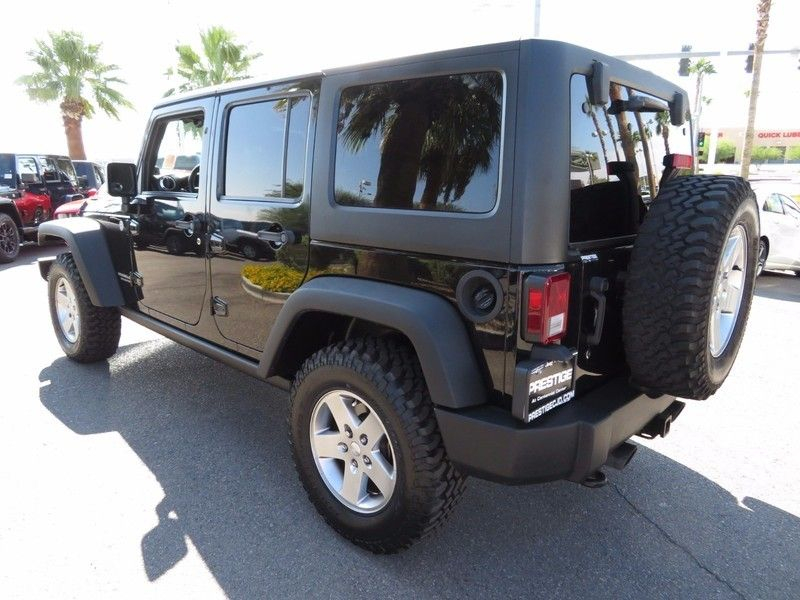 2011 Jeep Wrangler Unlimited 4WD 4dr Rubicon - 16790495 - 6