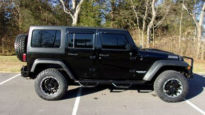2011 Jeep Wrangler Unlimited 4WD 4dr Rubicon SUV