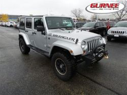2011 Jeep Wrangler Unlimited - 1J4BA5H19BL516191