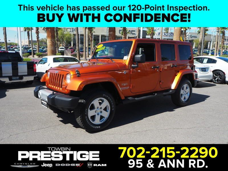 2011 Jeep Wrangler Unlimited 4WD 4dr Sahara - 17714640 - 0