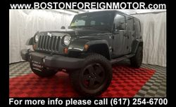 2011 Jeep Wrangler Unlimited - 1J4BA5H11BL628872