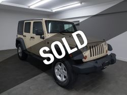 2011 Jeep Wrangler Unlimited - 1J4BA3H16BL614521
