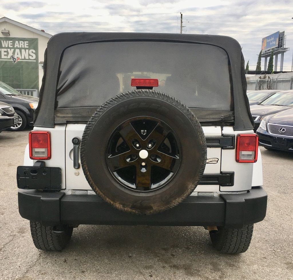Unlimited Auto Sales >> 2011 Used Jeep Wrangler Unlimited 4WD 4dr Sport at Houston Auto Broker, TX, IID 18505762