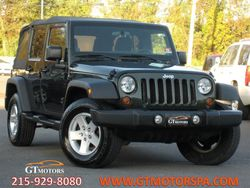 2011 Jeep Wrangler Unlimited - 1J4BA3H1XBL541850