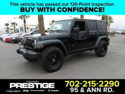 2011 Jeep Wrangler Unlimited - 1J4BA3H10BL583668