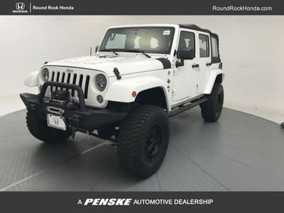 2011 Jeep Wrangler Unlimited - 1J4BA3H10BL541243