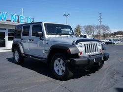 2011 Jeep Wrangler Unlimited - 1J4HA3H10BL553550