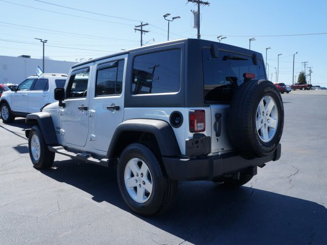 2011 Jeep Wrangler Unlimited 4WD 4dr Sport - 11851672 - 2