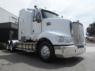 2011 Kenworth T609 0 klms on rebuild