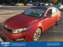 2011 Kia Optima - KNAGR4A67B5093522