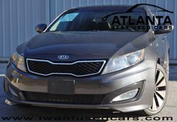 2011 Kia Optima - KNAGR4A61B5093175