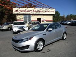 2011 Kia Optima - KNAGM4A72B5057129