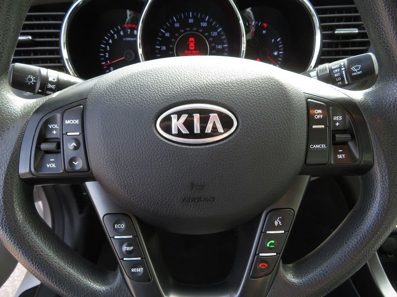 2011 Kia Optima 4dr Sedan 2.4L Automatic LX - 17525562 - 17