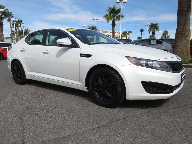 2011 Kia Optima 4dr Sedan 2.4L Automatic LX - 17525562 - 2