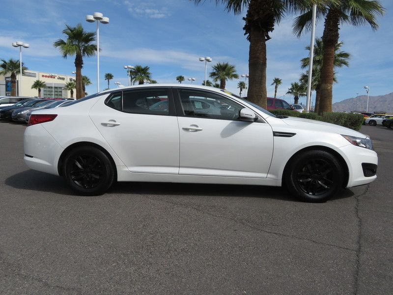 2011 Kia Optima 4dr Sedan 2.4L Automatic LX - 17525562 - 3