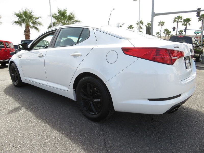 2011 Kia Optima 4dr Sedan 2.4L Automatic LX - 17525562 - 8