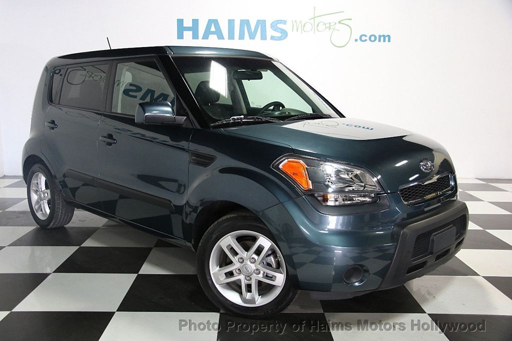 2011 used kia soul at haims motors hollywood serving fort lauderdale hollywood pompano beach. Black Bedroom Furniture Sets. Home Design Ideas