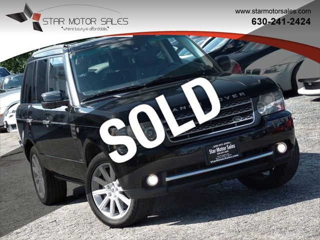 2011 Land Rover Range Rover 4WD 4dr SC - Click to see full-size photo viewer