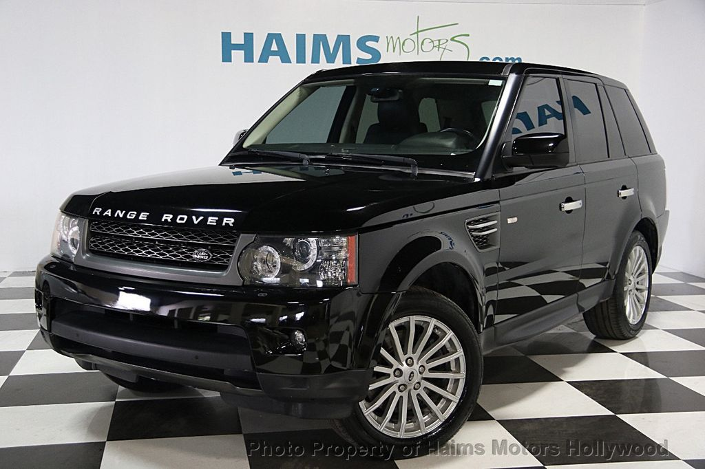 2011 Used Land Rover Range Rover Sport 4wd 4dr Hse At