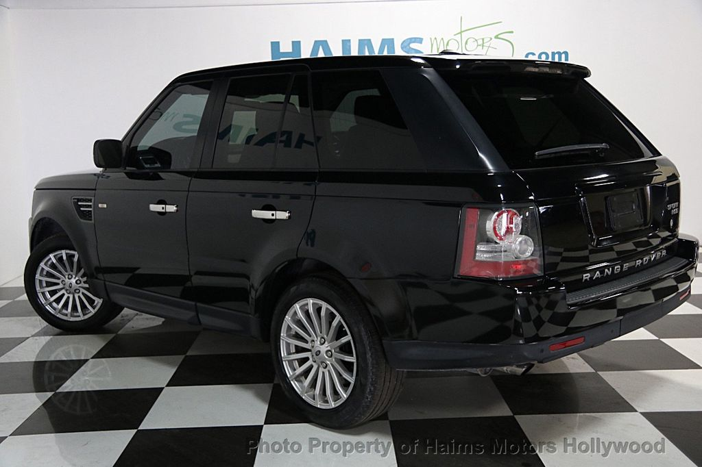 2011 used land rover range rover sport 4wd 4dr hse at. Black Bedroom Furniture Sets. Home Design Ideas