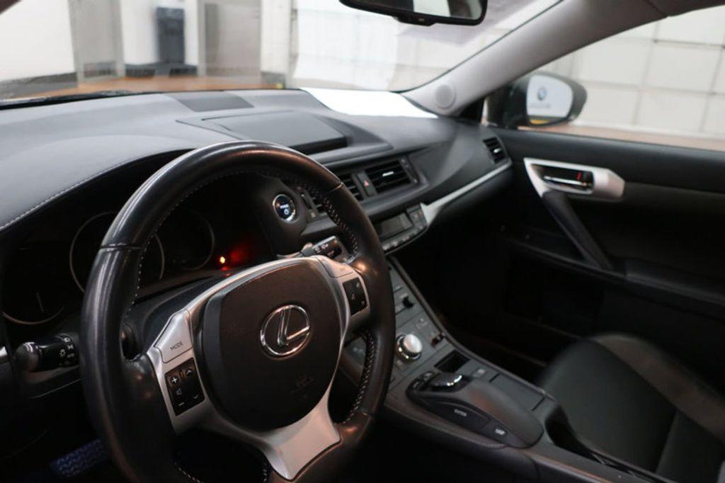 2011 Lexus CT 200h FWD 4dr Hybrid - 17038331 - 15