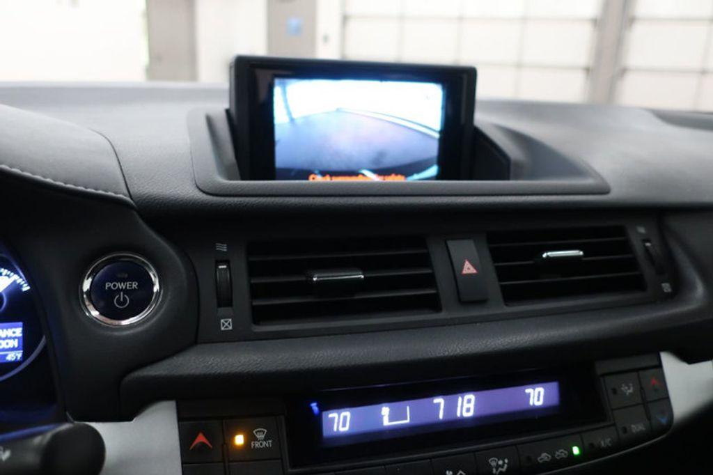 2011 Lexus CT 200h FWD 4dr Hybrid - 17038331 - 29