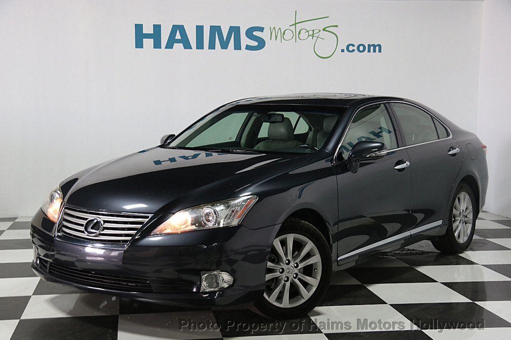2011 Lexus ES 350 4dr Sedan   15325760
