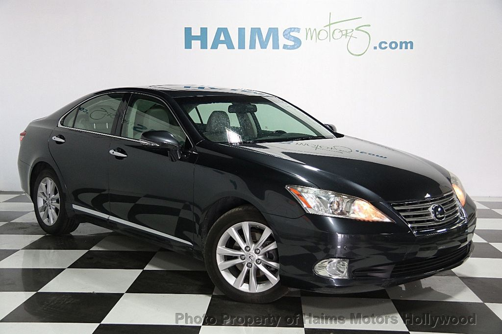 2011 used lexus es 350 4dr sedan at haims motors serving fort lauderdale hollywood miami fl. Black Bedroom Furniture Sets. Home Design Ideas