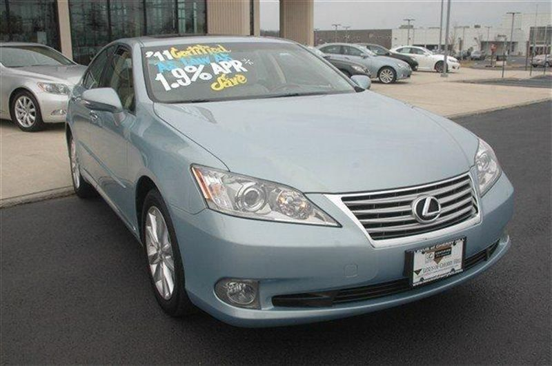 2011 Lexus ES 350 Base Trim - 8246722 - 4