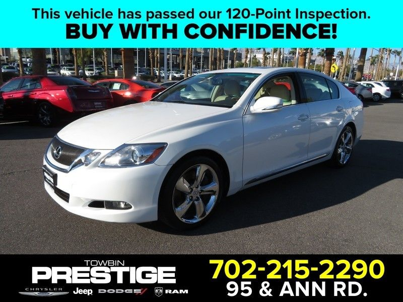 2011 Lexus GS 350 4dr Sedan RWD - 17132766 - 0