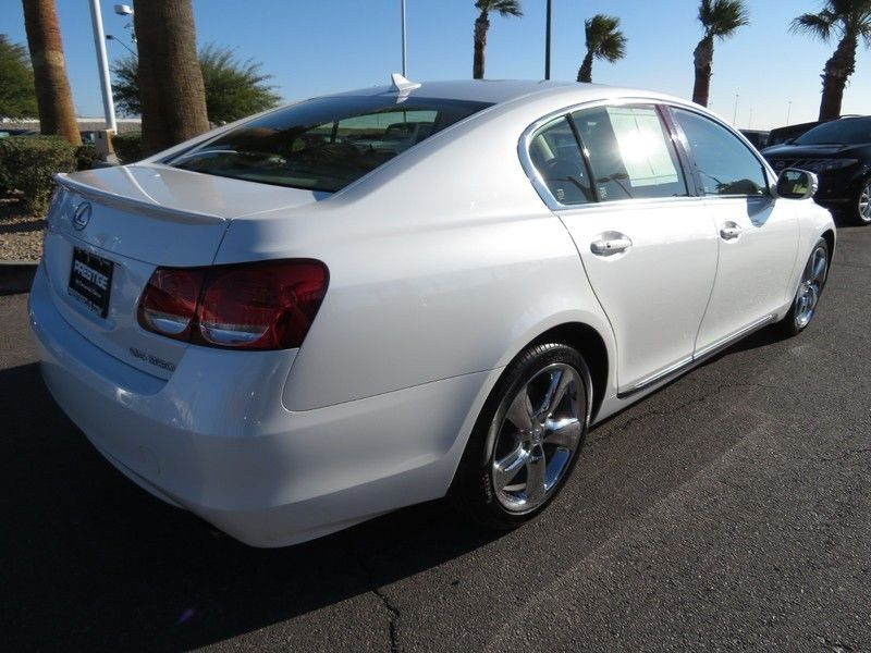 2011 Lexus GS 350 4dr Sedan RWD - 17132766 - 12