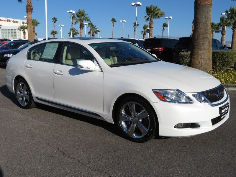 2011 Lexus GS 350 4dr Sedan RWD - 17132766 - 2
