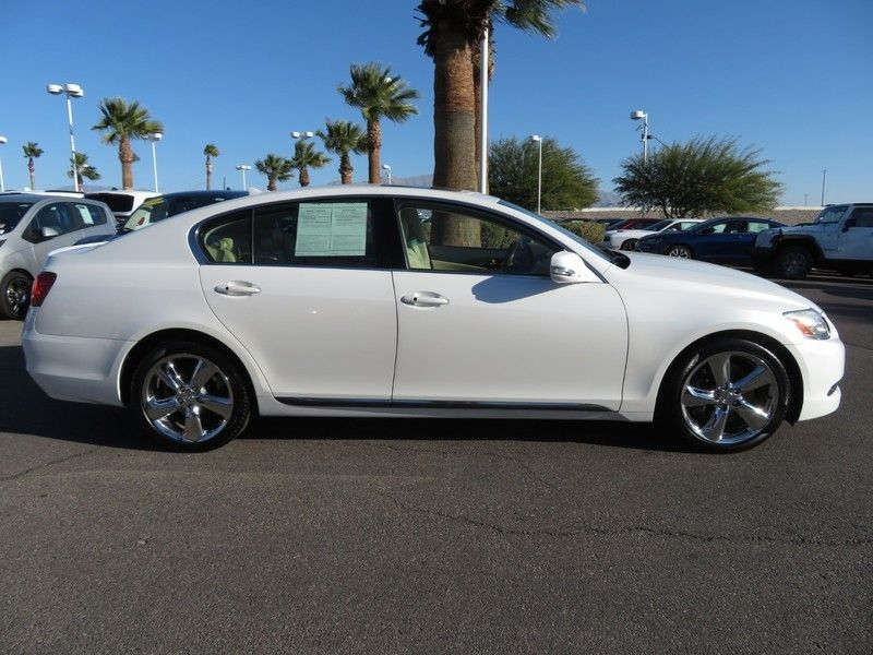 2011 Lexus GS 350 4dr Sedan RWD - 17132766 - 3