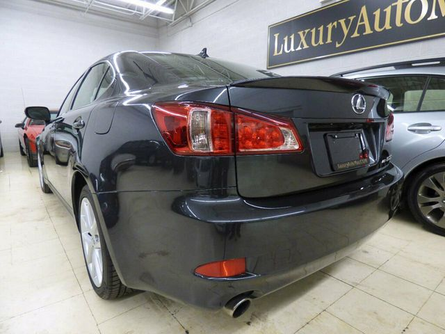 2011 Lexus IS 250 4dr Sport Sedan Automatic AWD - Click to see full-size photo viewer