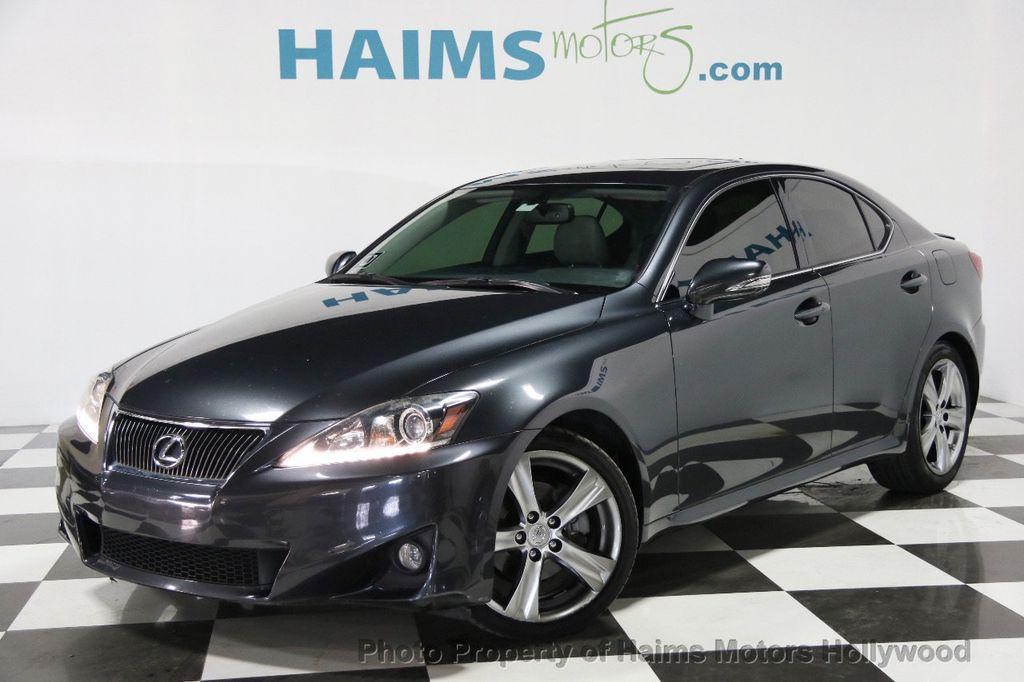 Charming 2011 Lexus IS 250 Base Trim   16592483