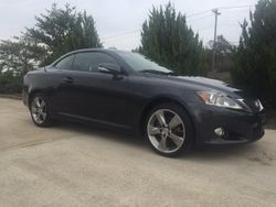 2011 Lexus IS 250C - JTHFF2C20B2515832