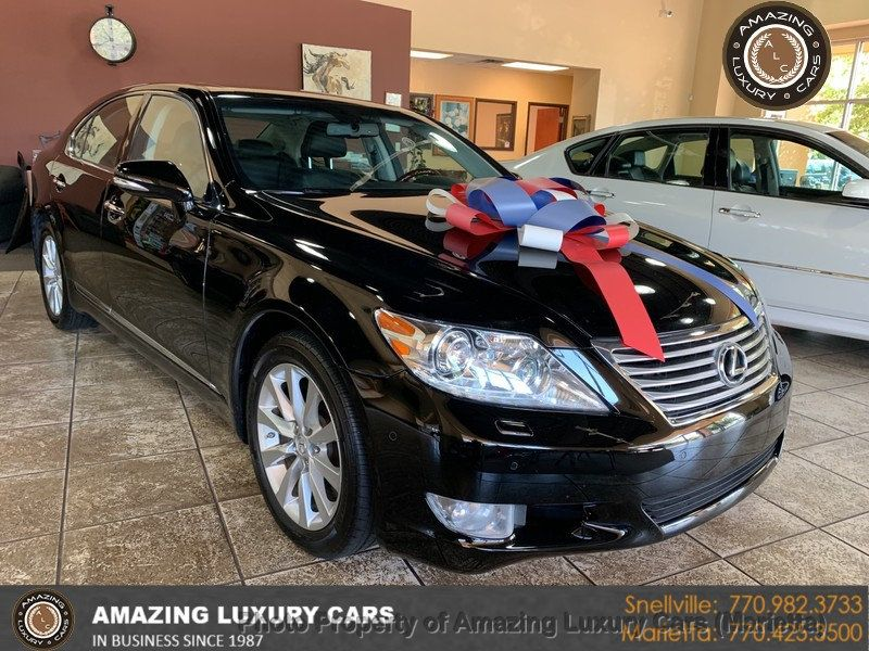 2011 Lexus LS 460 4dr Sedan AWD - 19524202 - 0