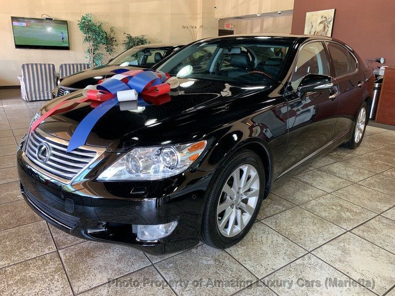 2011 Lexus LS 460 4dr Sedan AWD - 19524202 - 4