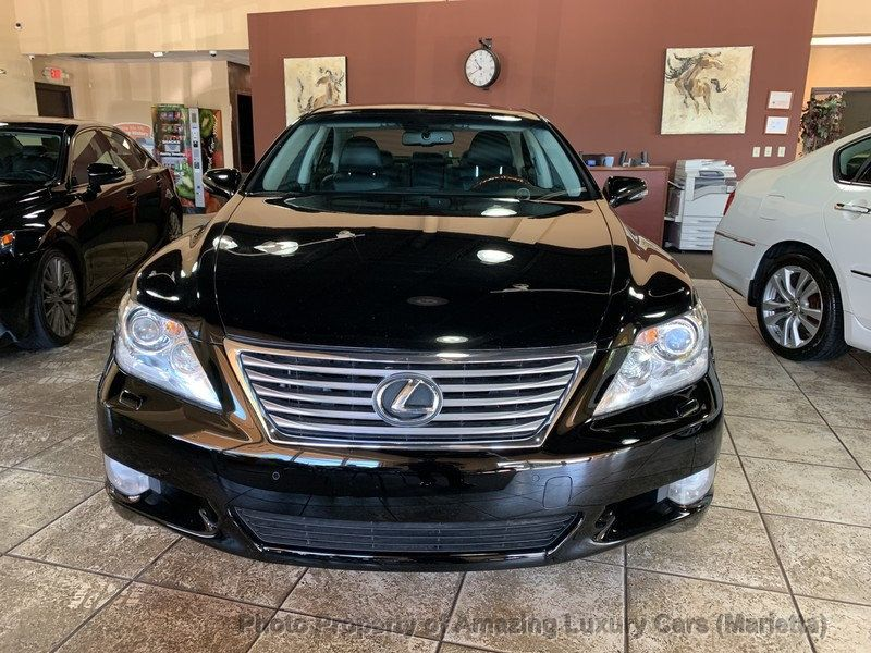 2011 Lexus LS 460 4dr Sedan AWD - 19524202 - 58