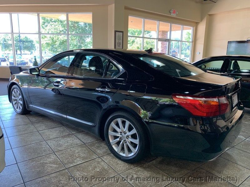 2011 Lexus LS 460 4dr Sedan AWD - 19524202 - 5