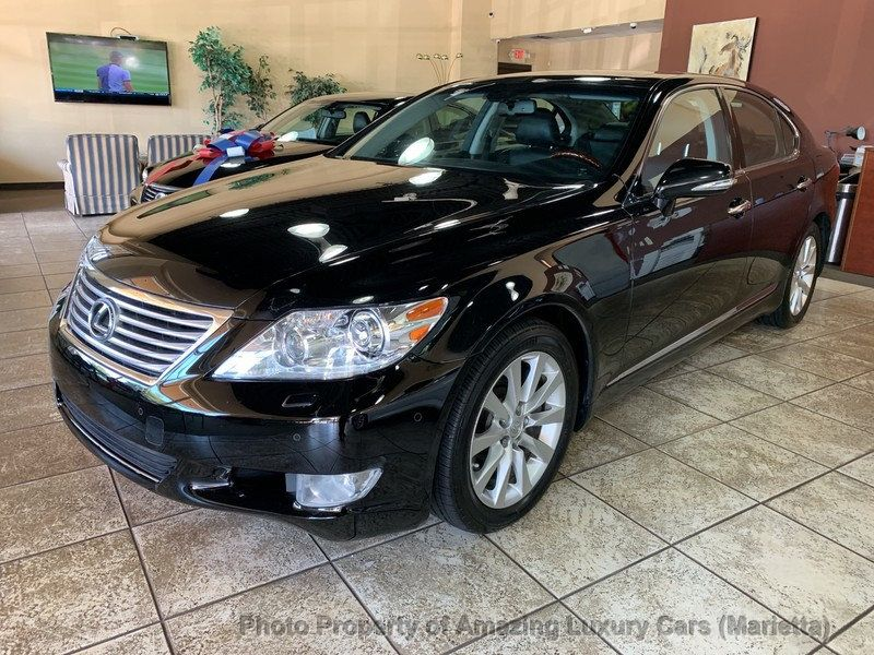 2011 Lexus LS 460 4dr Sedan AWD - 19524202 - 59