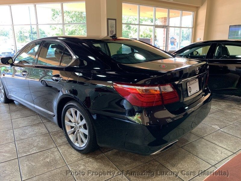 2011 Lexus LS 460 4dr Sedan AWD - 19524202 - 6