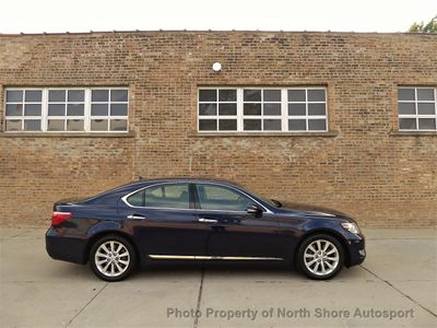 2011 Lexus LS 460 4dr Sedan AWD