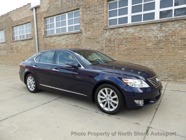 2011 Lexus LS 460 4dr Sedan AWD - Click to see full-size photo viewer