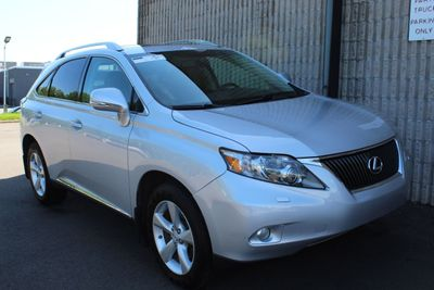 2011 Lexus RX 350 AWD RX-350  LEATHER MOONROOF SUV