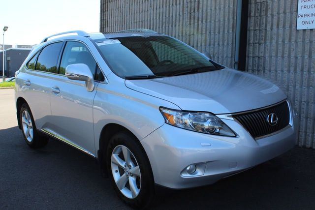 2011 Lexus RX 350 AWD RX-350  LEATHER MOONROOF