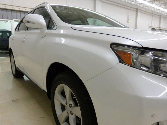2011 Lexus RX 350 Base Trim - Click to see full-size photo viewer