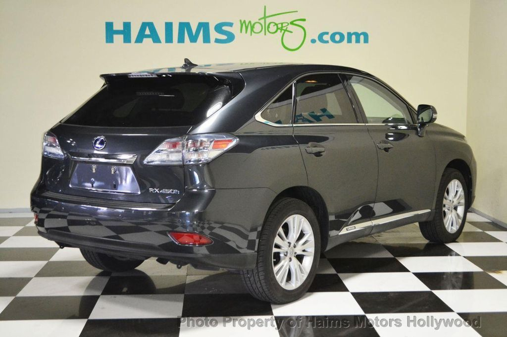 2011 Lexus RX 450h FWD 4dr Hybrid   13673318   3
