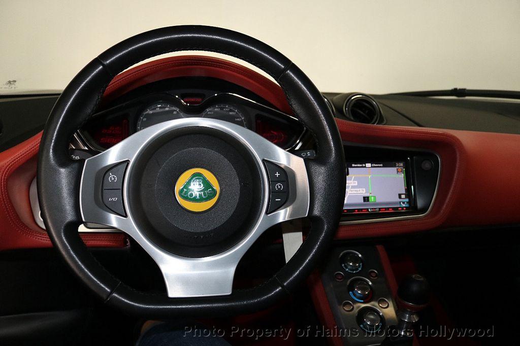 2011 Lotus Evora 2dr Coupe 2+2 - 18557761 - 22