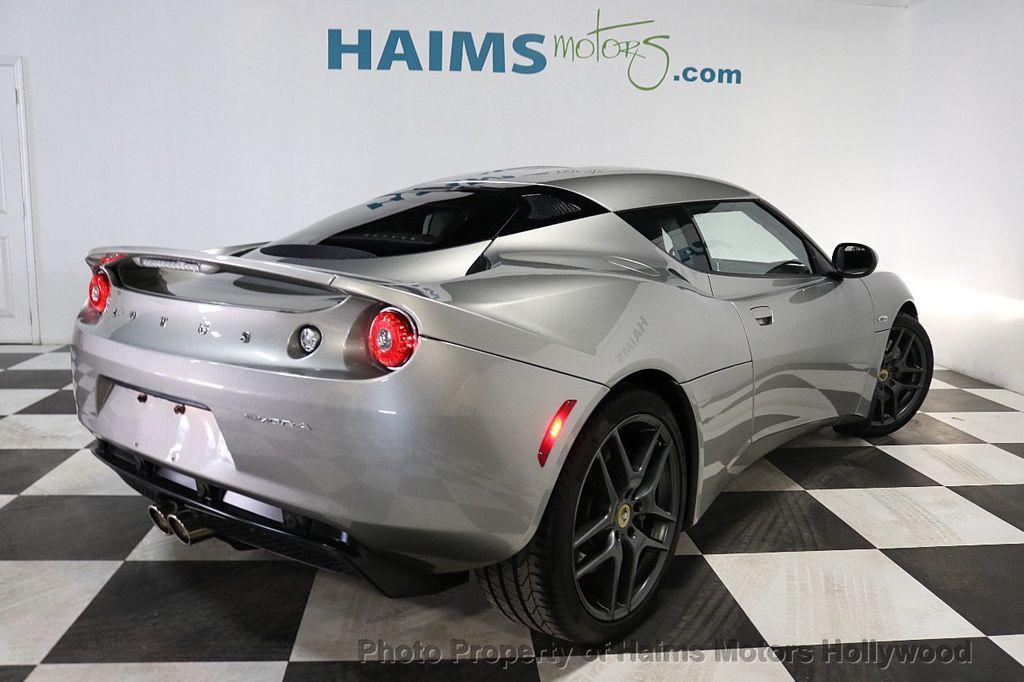 2011 Lotus Evora 2dr Coupe 2+2 - 18557761 - 6
